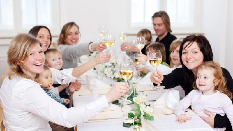 Der Küchengott: Feiern